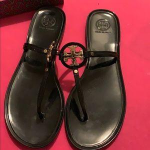Tory Burch Shoes - Tory Burch flip flops miller